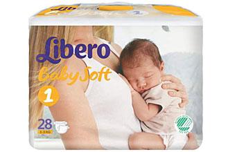 ლიბერო ნიუბორნი / Libero  Newborn