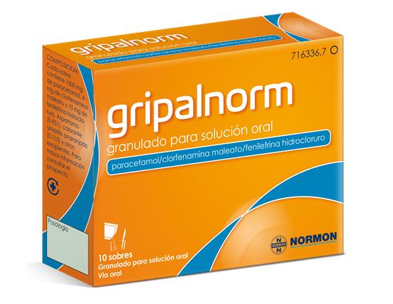 გრიპალნორმი / Gripalnorm