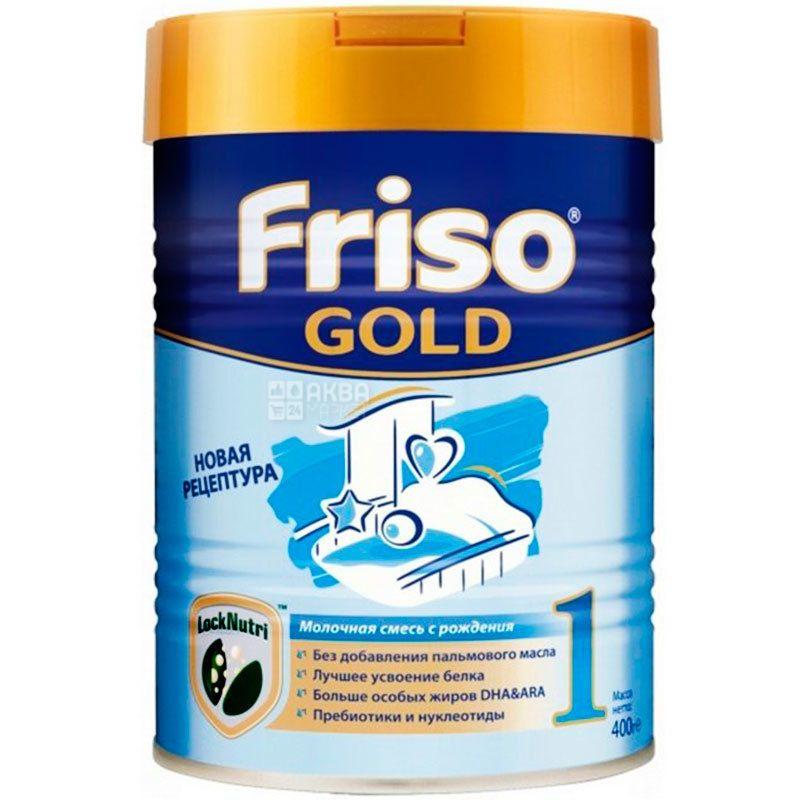 ფრისო 1 პრებიოტიკებითა და ნუკლეოტიდებით / Friso 1
