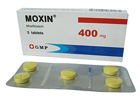 მოქსინი ® / MOXIN ®