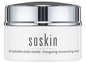 დამატენიანებელი კრემი - სოსკინი / Energizing Moiturizing Cream - Soskin