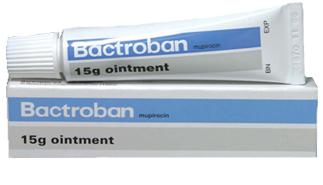 ბაქტრობანი მალამო / Bactroban Ointment