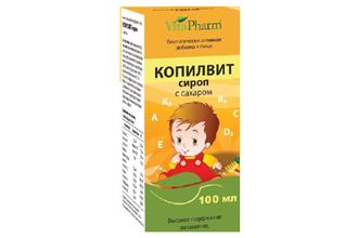 კოპილვიტი (ნატუროპათი) / Kopilvit