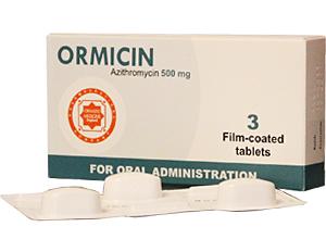 ორმიცინი / Ormicin