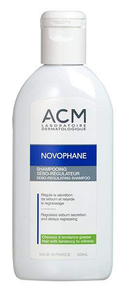 სებომარეგულირებელი შამპუნი / NOVOPHANE Sebo-regulating Shampoo