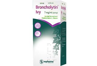 ბრონქოლიტინი® აივი / Broncholytin® Ivy