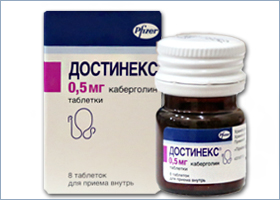 დოსტინექსი® / DOSTINEX