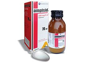 ამპისიდი სუსპენზია / AMPISID susp.