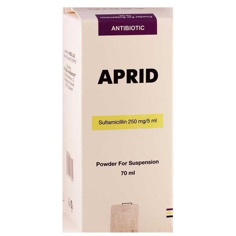 აპრიდი / Aprid