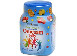 ომესამი ჟელი / Omesam Jelly