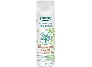 ალკმენე - შამპუნი ქერტლის საწინააღმდეგო ჩაის ხის / Alkmene- Anti Dandruff Shampoo