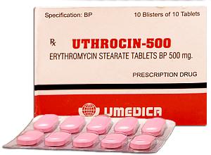უთროცინი -  500 / Uthrocin-500