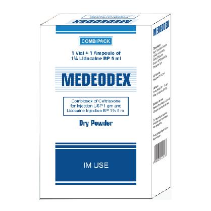 მედეოდექსი / MEDEODEX