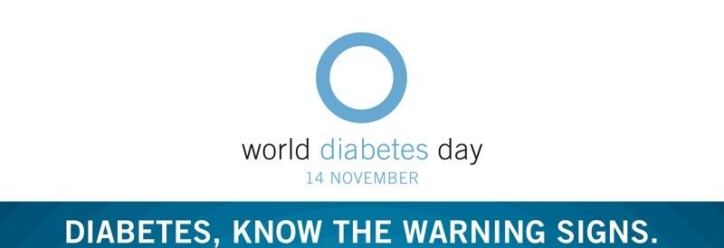 14 ნოემბერი - დიაბეტთან ბრძოლის მსოფლიო დღე