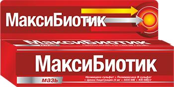 მაქსიბიოტიკი / MaxiBiotic