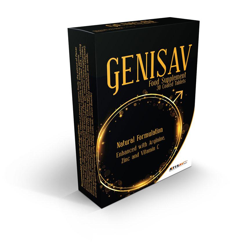 გენისავი / Genisav