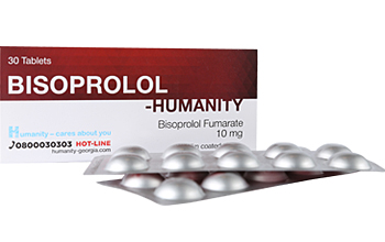 ბისოპროლოლი - ჰუმანითი / Bisoprolol - Humanity