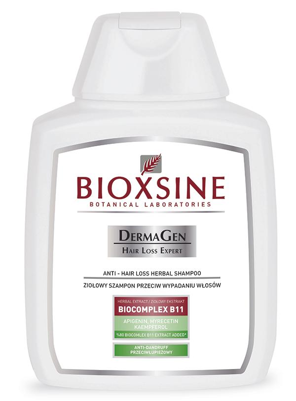 ბიოქსინი - ქერტლის საწინააღმდეგო შამპუნი - მამაკაცის ხაზი / BIOXINE - ANTI-DANDRUFF