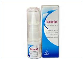 ნაზოსტერი / Nazoster