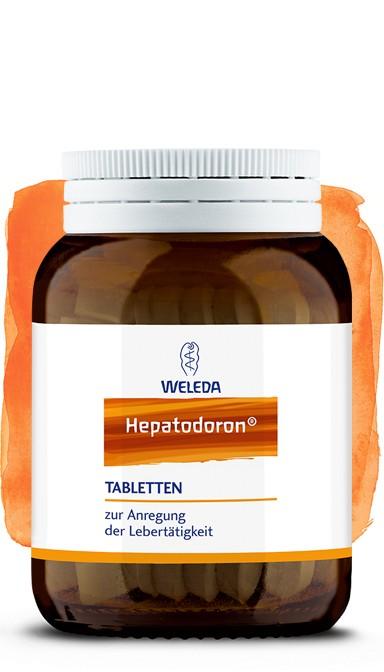 ჰეპატოდორონი - ველედა / Hepatodoron