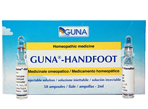 GUNA-HANDFOOT (ნატუროპათი) / GUNA-HANDFOOT (Naturopath)