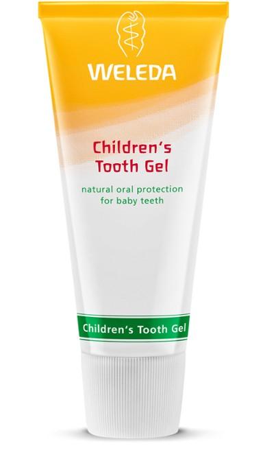 ბავშვის კბილის ჟელე - ველედა / Kinder-Zahngel