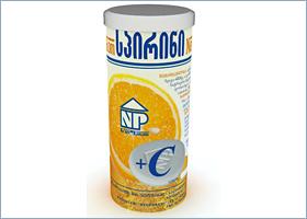 ნეოსპირინი + C / NEOSPIRINI + C