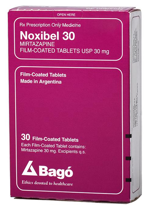 ნოქსიბელი 30 / Noxibel 30