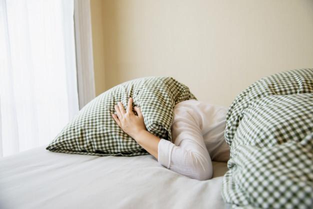 ცუდი ძილი = ცუდ ღვიძილს