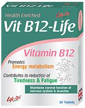 ვიტამინი B 12 ლაიფი / Vit B12-Life