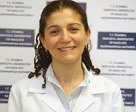 Asst. Prof. Dr. Yelda Saltan