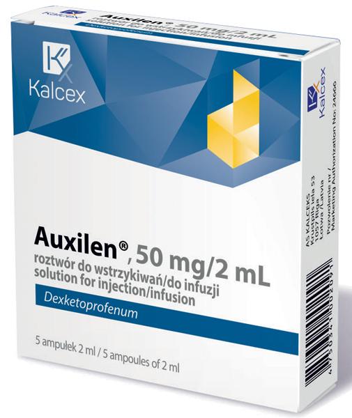 აუქსილენი / Auxilen