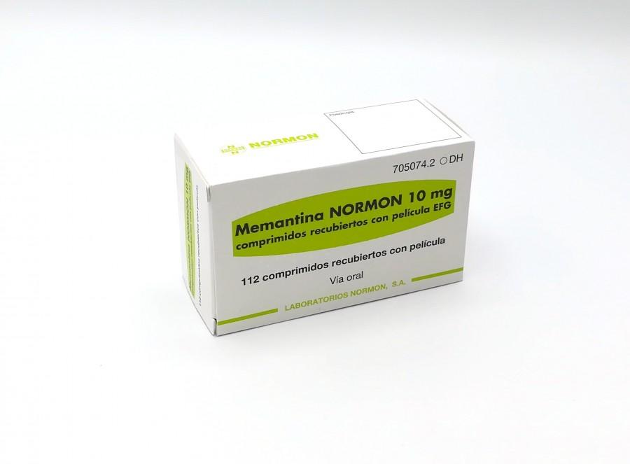 მემანტინი ნორმონი / Memantine Normon