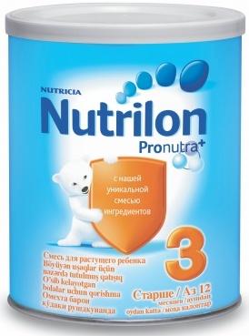 ნუტრილონ 3 / Nutrilon  3