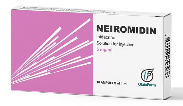 ნეირომიდინი / NEIROMIDIN
