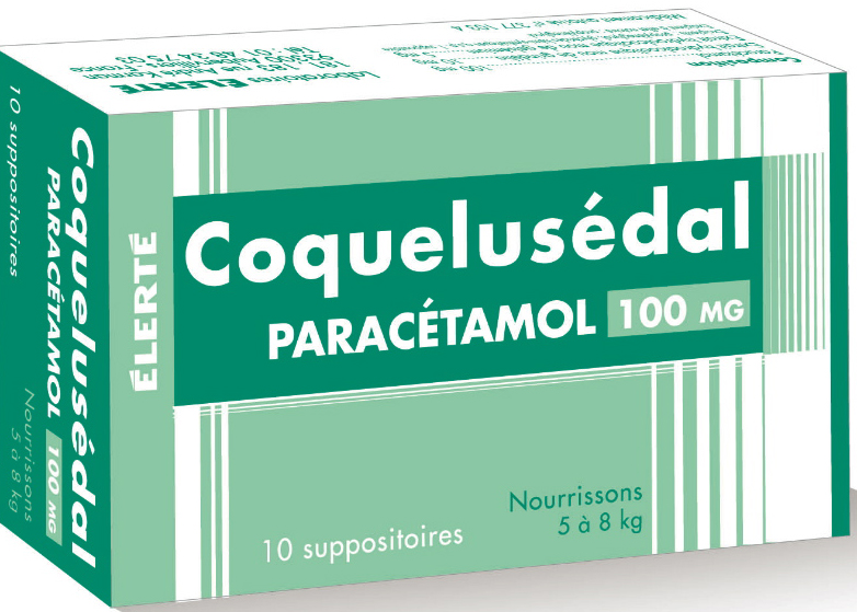 კოკლუსედალი პარაცეტამოლი / Coquelusedal PARACETAMOL