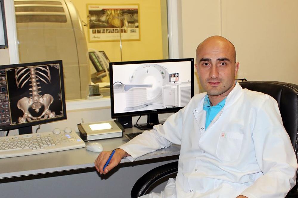დისკის თიაქრის დროული დიაგნოსტირება და ეფექტური მკურნალობა