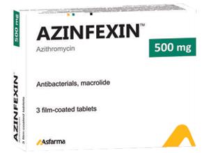 აზინფექსინი / Azinfexin
