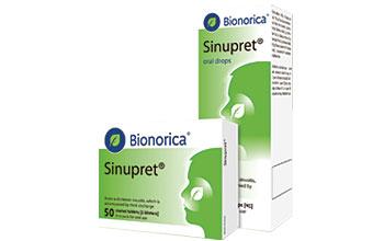 სინუპრეტი / Sinupret