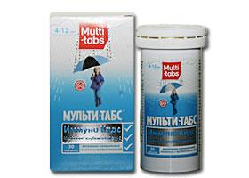 მულტი-ტაბსი იმუნო ქიდსი / Multi-tabs immuno kid