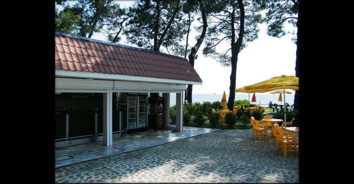 SPA სასტუმრო ვილა რეტა