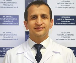 Asst.Prof.Dr. Mehmet Tokac