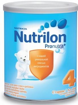 ნუტრილონ 4 / Nutrilon  4