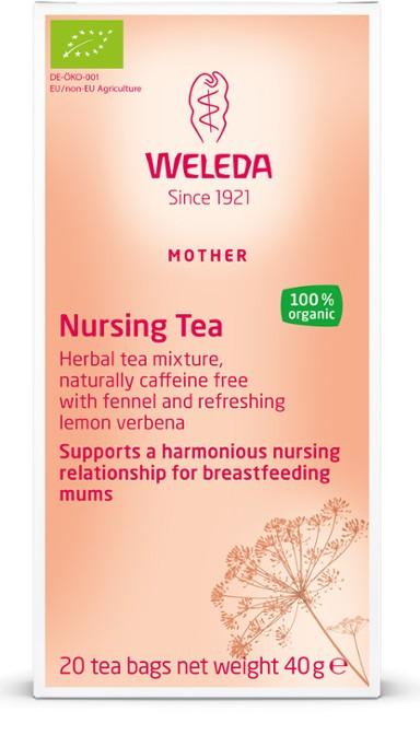 ჩაი მეძუძური დედებისთვის - ველედა / Stilltee