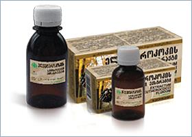 ელეუტეროკოკის სითხოვანი ექსტრაქტი / Extractum Eleutherococci Fluidum