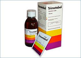 ტრიმეტაბოლი / TRIMETABOL