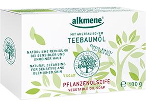 ალკმენე - საპონი ჩაის ხის / Alkmene - Vegetable Oil Soap