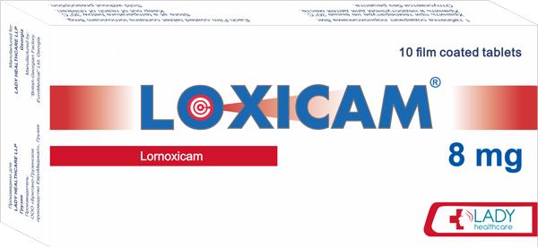 ლოქსიკამი / Loxicam