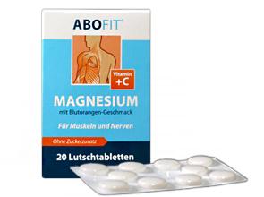 მაგნეზია +  ვიტამინი C / Magnesium+C Vitamin