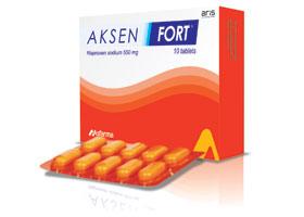 აქსენ ფორტე / Aksen fort